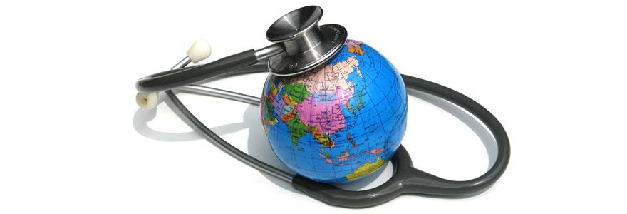 Assurance maladie en voyage
