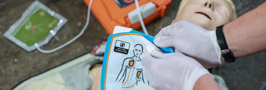 la réglementation autour des défibrillateurs