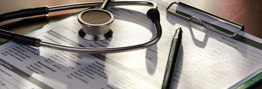 Traduire des documents de nature médicale en ligne