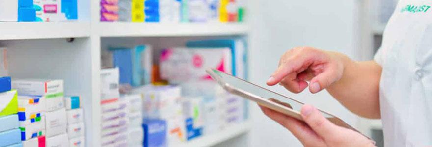 Achat de produits parapharmaceutiques